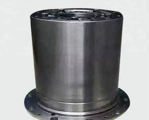 000100 Benz Actros Wheel Hub Assembly