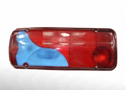 MAN TGX truck Combination tail lamp 81252256544 81252256550