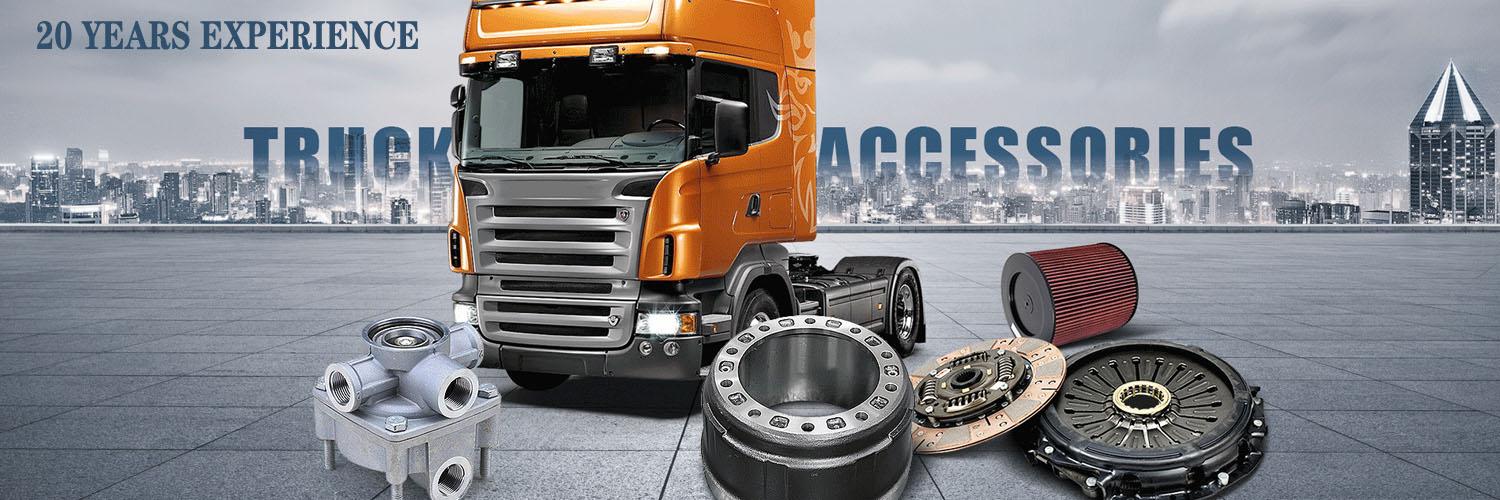 euro truck parts