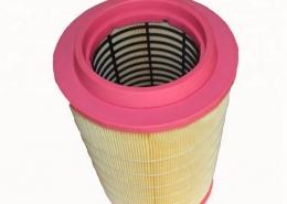 1657522 heavy duty european air intake truck air filter