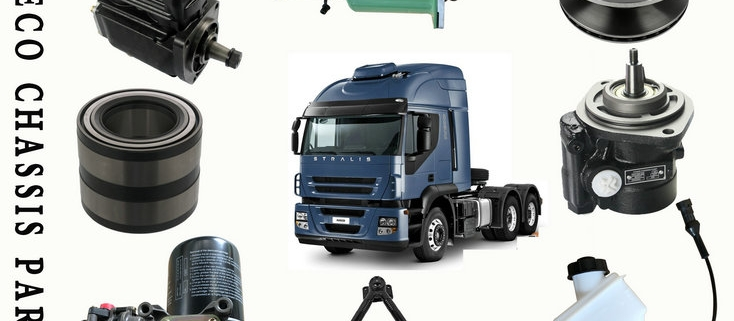 Iveco truck chassis spare parts hot selling