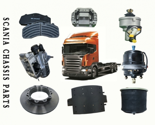 Scania truck chassis auto parts hot selling