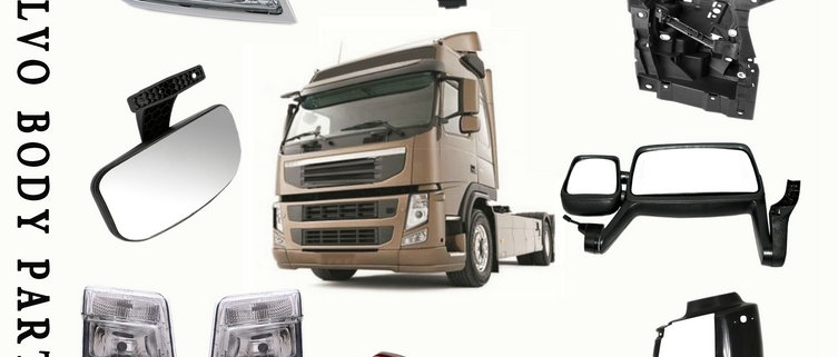 Volvo truck body spare parts hot selling