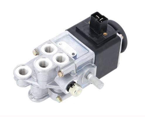 European Truck air brake valve 24V solenoid valve 0007600378