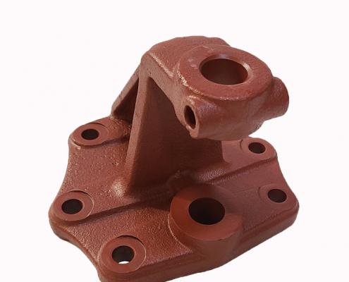 Man Ben Truck parts truck accessories Auto Parts REAR SPRING FRONT BRACKET 3873250001