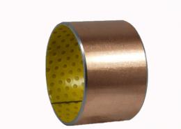 oilless sliding bearing boggie suspension bush steel polymer composite bushing rear wheel 1754546 378277