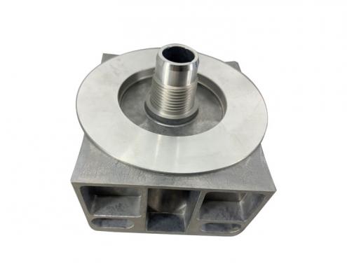 SCANIA TRUCK Housing fuel filter 1393641