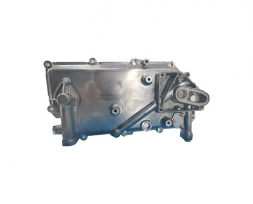 1795526 SCANIA TRUCK Cover oil cooler (1)