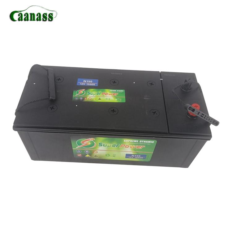 VOLVO MAN TRUCK Battery 150AH (1)